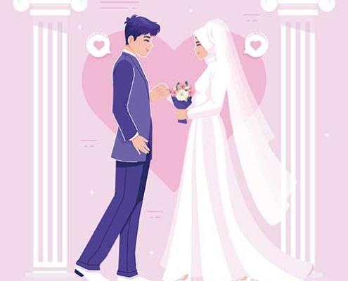 الزوجة المناسبة