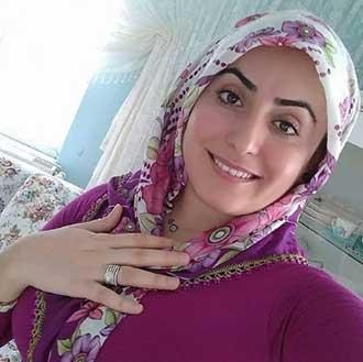 عائشة من العراق
